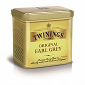 Twinings original earl grey coffret 200g