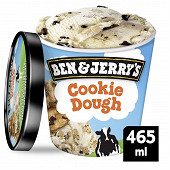 Ben & Jerry's pot glace cookie dough 465ml - 406g