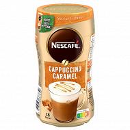 Nescafé Cappuccino caramel - café soluble - 306g