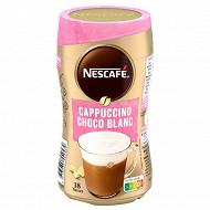 Nescafé Cappuccino choco blanc - café soluble - 270g