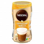 Nescafé Cappuccino vanille - café soluble - 310g