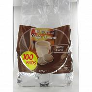 Beyer 100 Dosettes souples café Métropole corsé 670g