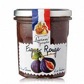 Les recettes cuites au chaudron preparation figues rouges 320g
