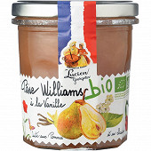 Les recettes cuites au chaudron  bio préparation poire williams 320g