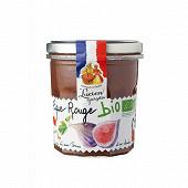 Les recettes cuites au chaudron bio préparation figue rouge 320g