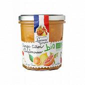 Les recettes cuites au chaudron  bio préparation orange pamplemousse 320g