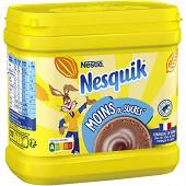 Nesquik Moins de sucres boisson cacaotée 650g