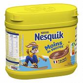 Nesquik Moins de sucres boisson cacaotée 350g