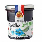 Les recettes cuites au chaudron - préparation myrtilles bio 320g