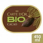 Carte d'or bac bio cacao 450ml - 250g