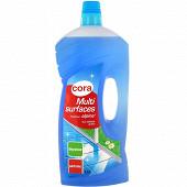 Cora nettoyant ménager fraîcheur alpine 1.5l