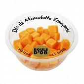 Boule d'or dés mimolette vieille française150g