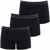 Lot de 3 boxers Business Eminence 2010 NOIR/NOIR/NOIR T7