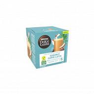 Nescafé Dolce Gusto Café au lait de coco, capsule café- x12 dosettes