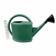 Eda arrosoir de jardin 11 litres avec pomme  coloris vert métal