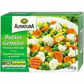 Alnatura légumes au beurre bio 300G