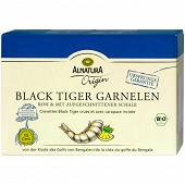 Alnatura origin crevettes black tiger bio 180 G