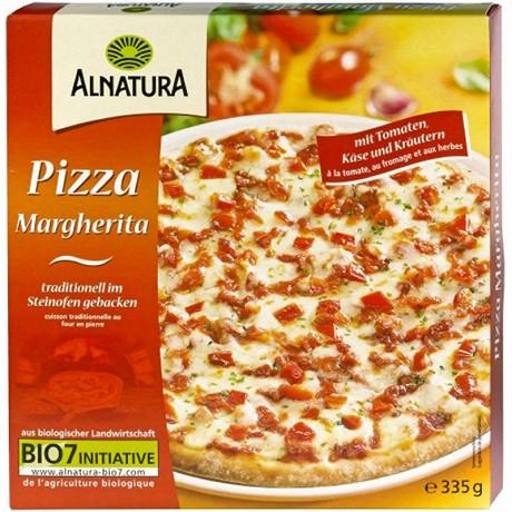 Alnatura pizza margherita bio 335g