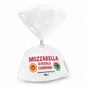 Mozzarella buffala campana bonbon aop 200g
