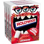 Hollywood kids grenadine étui dragées 3x14g