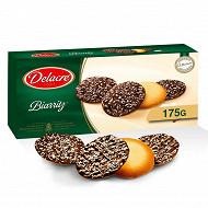 Delacre biarritz biscuits chocolat coco 175g