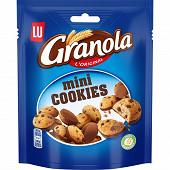 Granola mini cookies nappés 110g