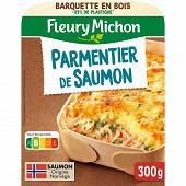 Fleury Michon parmentier de saumon aux épinards 300g