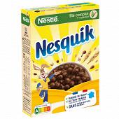 Nesquik céréales blé complet vitamines et minéraux 450g