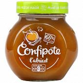 Confipote abricot 350g