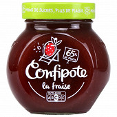 Confipote fraise 350g