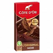 Côte d'or extra noir 200g