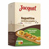 Jacquet baguettine à la farine complète sans sucre ajouté 300g