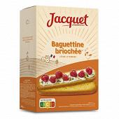 Jacquet baguettine briochée 300 g