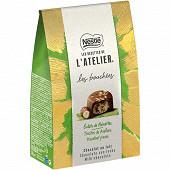Nestlé les recettes de l'atelier les bouchées sac praliné 161g