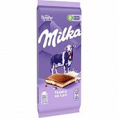 Milka tendre au lait 2 x 100g