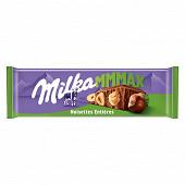 Milka lait noisettes entières 270g