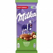 Milka lait noisettes entières 200g