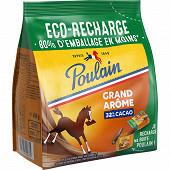 Poulain grand arôme 32% de cacao éco-recharge 450g