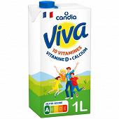 Viva lait plaisir & vitalité 1.2%m g brique 1l