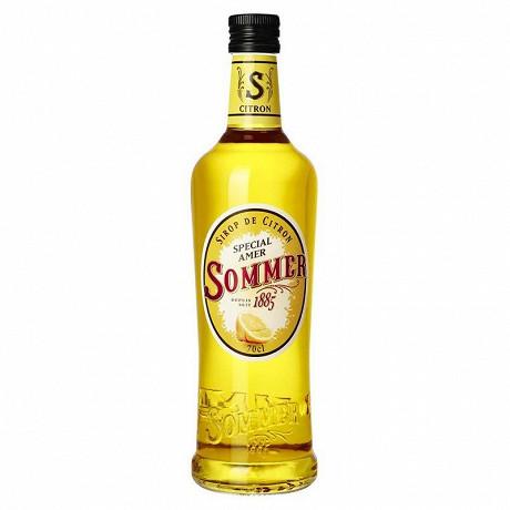 Amer Sommer sirop de citron spécial 70cl