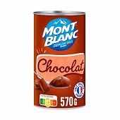 Mont Blanc chocolat 570g