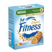 Fitness barres nature 6x23.5g - 141g