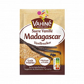 Vahiné sucre de Madagascar lot de 5 sachets 37,5g