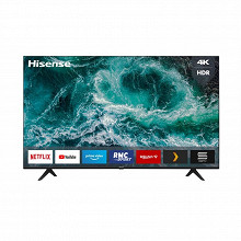 "Hisense Téléviseur smart tv 4k ultra hd hdr10+ 127cm - 50"" 50A7100F"
