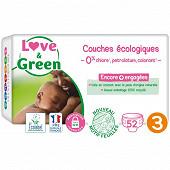 Love & green couches écologiques T3 x52
