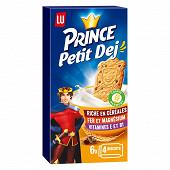 Lu prince biscuits petit déjeuner aux céréales 300g