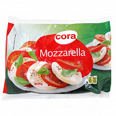 Cora mozzarella  (3x125g) 17% mg