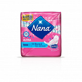 Nana ultra serviettes hygieniques normal plus deo fresh x14