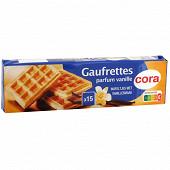 Cora gaufrettes vanille 110g