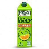 Pressade nectar bio orange 1.5 l